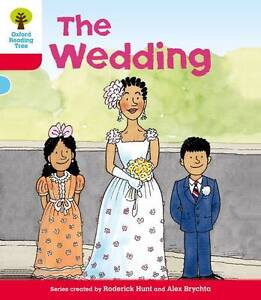 Oxford-Reading-Tree-Stage-4-More-Stories-A-The-Wedding-by-Roderick-Hunt