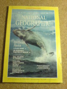 NATIONAL-GEOGRAPHIC-SOUTHEAST-ALASKA-Jan-1984