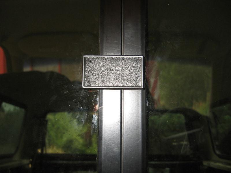 Original Equipment 1999 Dodge Ram Sliding Window Latch - Southco Latch