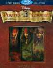 Pirates of the Caribbean Trilogy (Blu-ray Disc, 2011, 7-Disc Set) (Blu-ray Disc, 2011)
