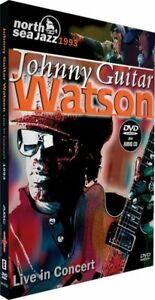 Johnny Guitar Watson - Live in Concert ( DVD+CD ) Blues
