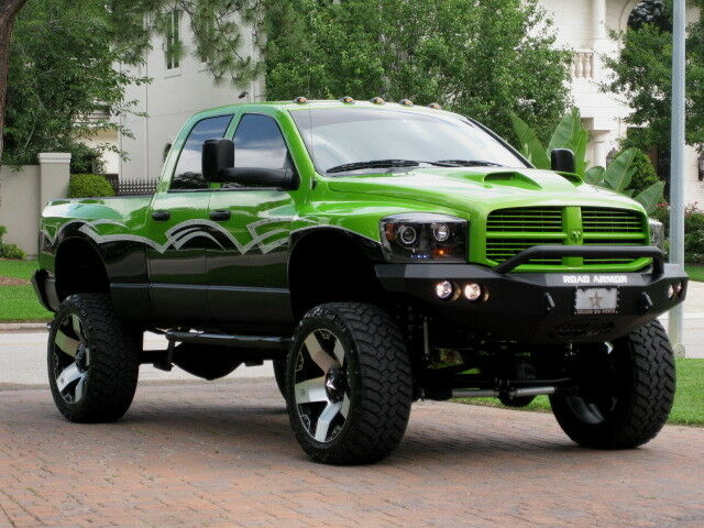 Lifted Show Truck