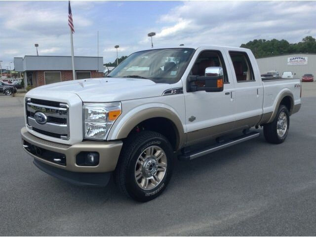 2011 ford f250 king ranch 4x4 6 7 ltr diesel used ford f. Black Bedroom Furniture Sets. Home Design Ideas