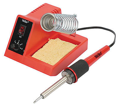 The Weller WLC100 Soldering Station