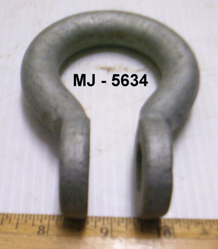Galvanized Steel Clevis (NOS)