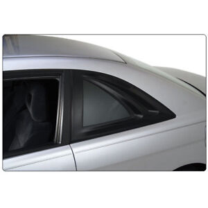 2005 08 ford mustang side window louvers ebay for 06 mustang rear window louvers