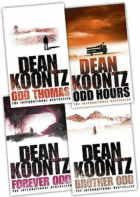 PDF Odd Thomas by Dean Koontz Book Free Download (446 pages)