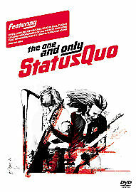 Status Quo  the One and Only DVD 2006 Status Quo - Exeter, United Kingdom - Status Quo  the One and Only DVD 2006 Status Quo - Exeter, United Kingdom