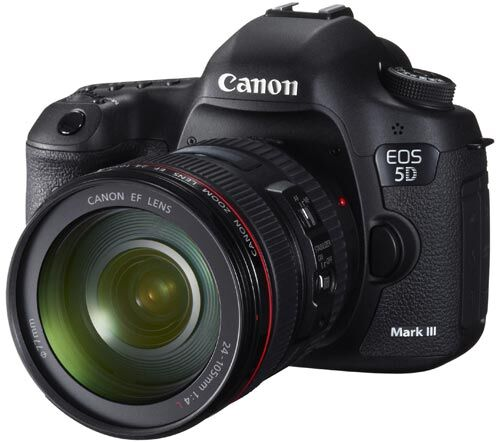 12228   Canon EOS 5D Mark III mit Canon EF 24-105mm L IS USM