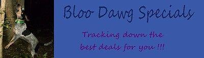 Bloo Dawg Specials