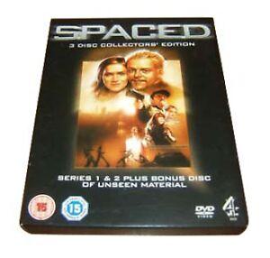 Spaced-Definitive-Collectors-039-Edition-DVD-Acceptable-DVD-Jessica-Stevenson