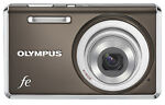 Olympus FE 4030 14.0 MP Digital Camera - Indium gray