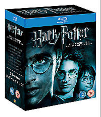 Harry-Potter-Collection-Years-1-7B-Blu-ray-11-Disc-Set-Box-Set-New-Sealed