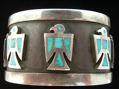 Old Pawn Silver Turquoise Jewelry