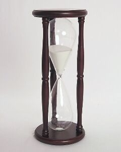 GIANT-24-4-HOUR-240-min-WHITE-SAND-Timer-Hourglass