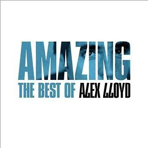 ALEX LLOYD Amazing The Best Of Alex Lloyd CD BRAND NEW