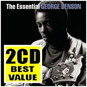 GEORGE BENSON The Essential 2CD Jazz Guitar BRAND NEW
