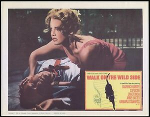 WALK-ON-THE-WILD-SIDE-1962-Orig-11x14-Lobby-Card-JANE-FONDA-LAWRENCE-HARVEY