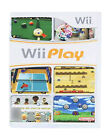 Nintendo Wii Play Games