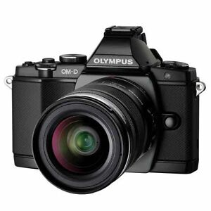 Olympus-OM-D-E-M5-Black-Digital-Camera-with-12-50mm-Black-Lens