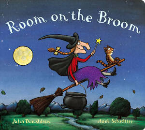 Room-on-the-Broom-Donaldson-Julia-New-Book
