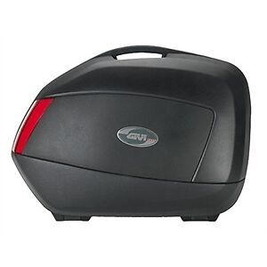 GIVI-V35-SIDE-CASES-35-LITRES-BLACK-BRAND-NEW-SIDE-PANNIERS-PAIR-GIVI-V35N