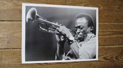 Miles Davis Jazz Legend Awesome New POSTER