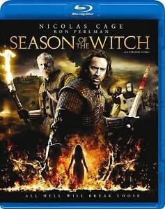 Season Of The Witch [Blu-ray] [Blu-ray] (2011), New DVD, ,