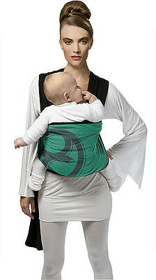 Cybex U.go Wrap Baby Carrier In Classic Black Ugo