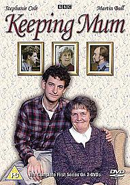 Keeping-Mum-Series-1-DVD-Stephanie-Cole-Martin-Ball-David-Haig