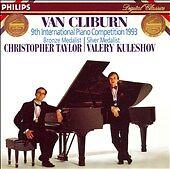 Van Cliburn: 9th International Piano Competition, 1993 ~
