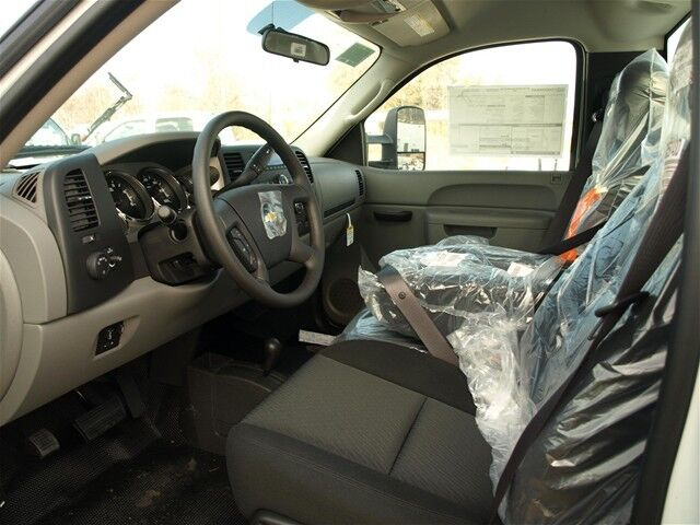 Work Truck Diesel New 6.6L 2 Doors 4-wheel ABS brakes