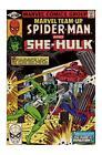 She-Hulk Bronze Age Spider-Man Comics