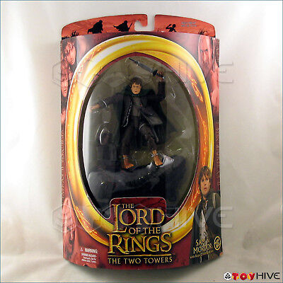 Lord Of The Rings Two Towers Sam In Mordor Half Moon