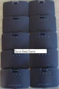 10-LOT-Expansion-Jumper-Pak-Cover-Lid-NINTENDO-64-N64
