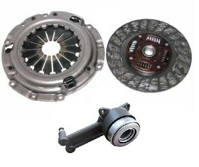 FORD FIESTA 02-08 CLUTCH KIT WITH HYDRAULIC SLAVE CYLINDER RELEASE BEARING