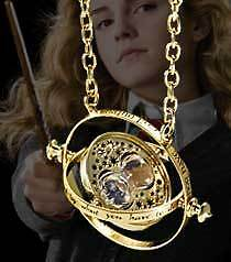 Harry-Potter-Hermione-24k-Gold-TIME-TURNER-NECKLACE-Noble-Wizarding-World