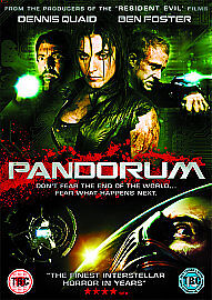 Pandorum DVD 2010 Dennis Quaid Ben Foster Cam Gigandet Antje Traue - <span itemprop='availableAtOrFrom'>Accrington, United Kingdom</span> - If In The Unlikely Event That This Item Arrives Faulty Please Return Within 7 Days For A Full Refund Or Replacement Most purchases from business sellers are protected by the Consumer C - Accrington, United Kingdom