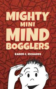 Mighty Mini Mind Bogglers (Dover Books on Magic, Games and Puzzles),Richards,New