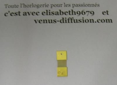 Lame Suspension De Pendule Carillon Oeil De Boeuf No 81