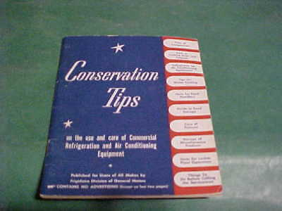 1944 TIPS REFRIGERATION & AIR CONDITIONING EQUIP MANUAL