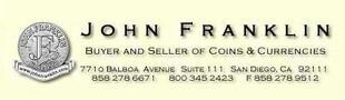 John Franklin Coins