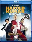 A Very Harold & Kumar Christmas (Blu-ray/DVD, 2012, 2-Disc Set, Canadian; French)