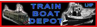 TRAIN BOAT DEPOT