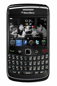 BlackBerry Bold 9780 - Black (BELL Atlan...