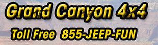 Grand Canyon 4x4