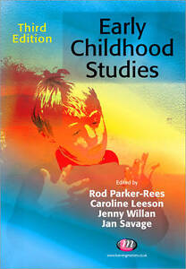 Early Childhood Studies by SAGE Publications Ltd (Paperback, 2010)