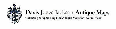 Davis Jones Jackson Antique Maps