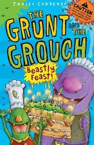 Tracey-Corderoy-Beastly-Feast-The-Grunt-and-the-Grouch-Book