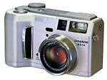 Konica Minolta DiMAGE S414 4.0 MP Digital Camera - Silver